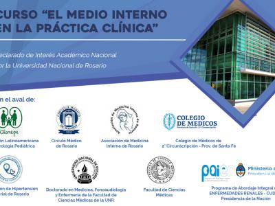 """Curso """"El medio interno en la práctica clínica"""""""