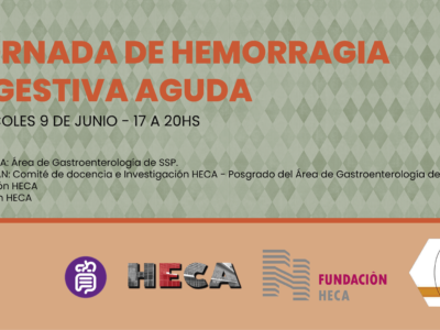 Jornada de Hemorragia Digestiva Aguda – Modalidad Virtual